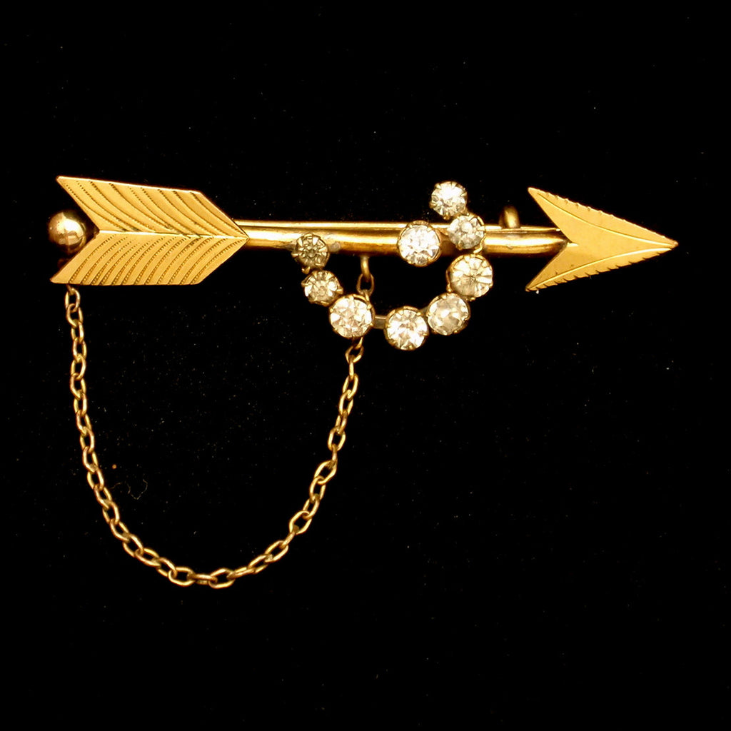 Arrows in Costume Jewelry