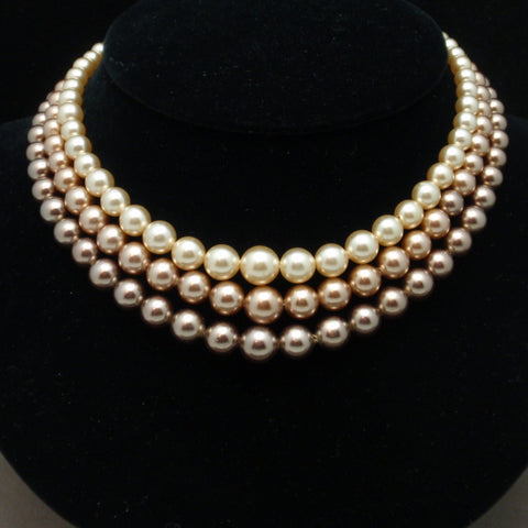 Pearls In Costume Jewelry World Of Eccentricity Charm