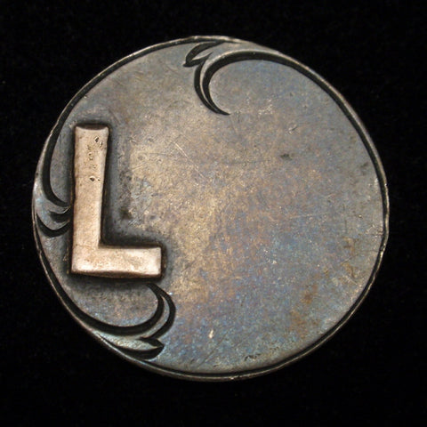 Love Token Engraved Coin