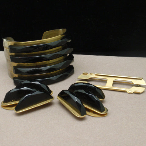 Art Deco Bakelite Set