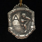 1933 Basketball Medal