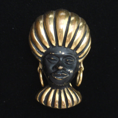 Blackamoor Pin
