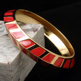 Vince Camuto Enamel Bangle Bracelet