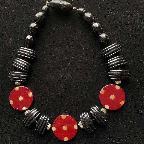 Angela Caputi Italy Fashion Necklace