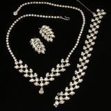 B. David Necklace Bracelet and Earrings Set