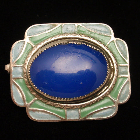 Art Deco Pin