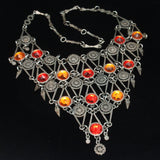 French Bib Necklace
