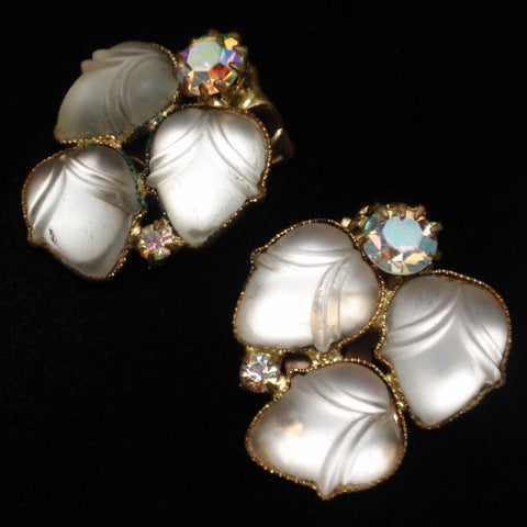 Vintage West Germany Earrings