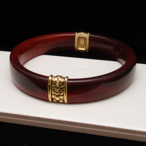Trifari Bangle Bracelet