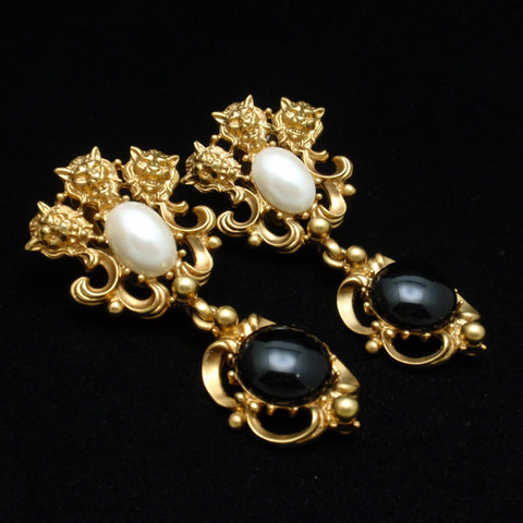 Avon Baroque Earrings