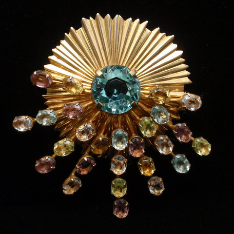 Adele Simpson Brooch