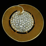 BSK Rhinestones Fashion Pin