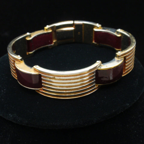 Art Deco Machine Age Bracelet