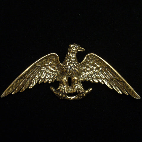 Zentall Eagle Pin