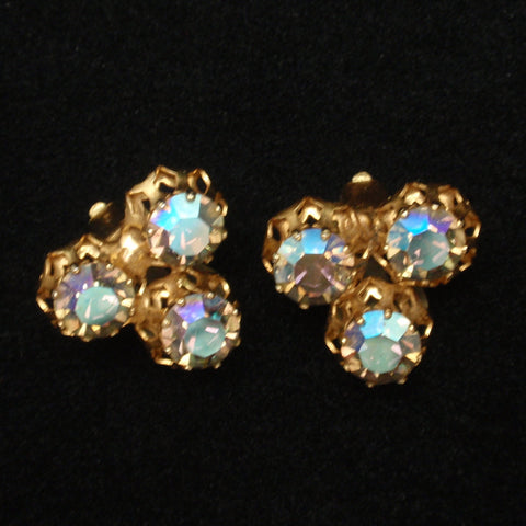 Vintage AB Earrings