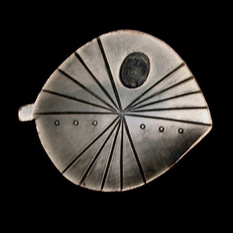 German Abstract Pin
