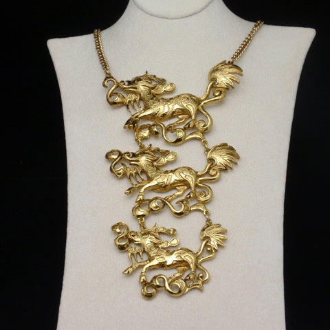 Qilin Necklace