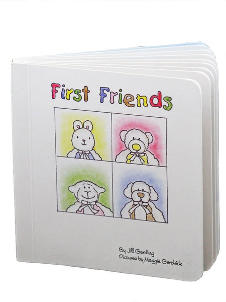 First Friends Whimsical  Board Book