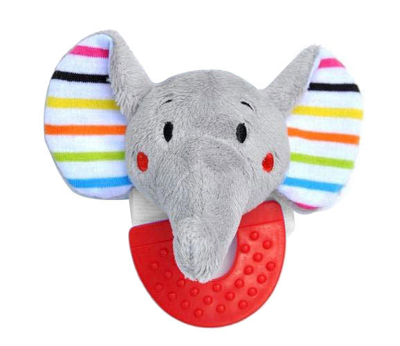 Wristy Buddy Elephant Teether