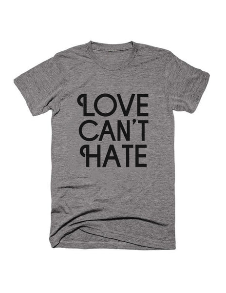 Love Can't Hate Kids T-Shirt