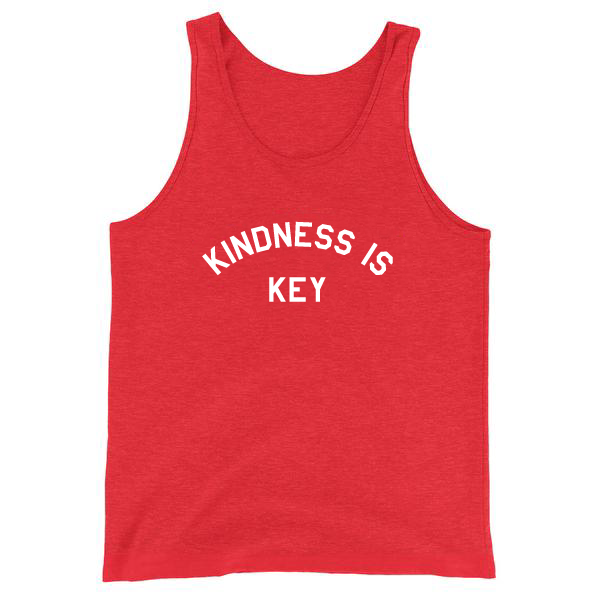 Kindness Is Key Tank Top