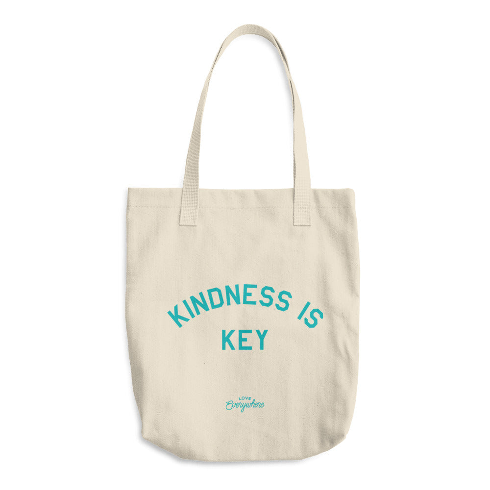 Kindness Is Key Tote Bag