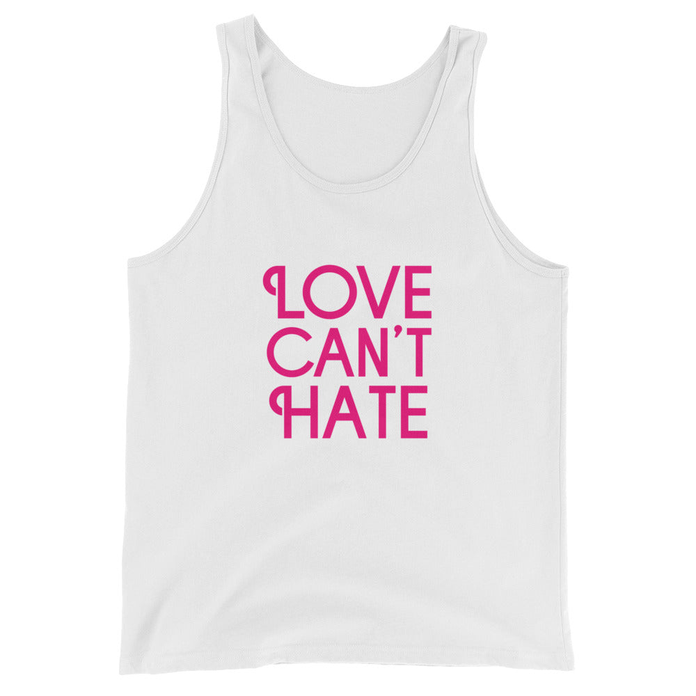 Love Can't Hate Tank Top