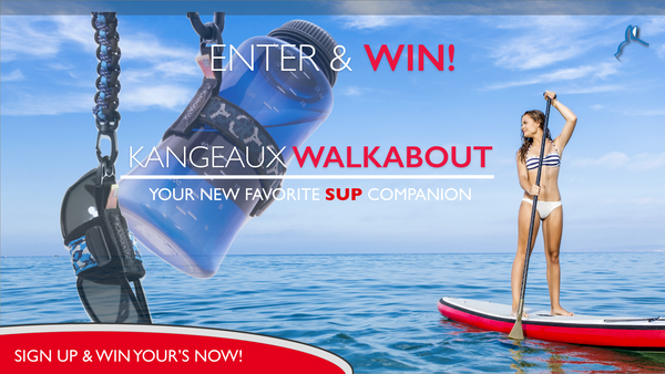 To Celebrate the 4th, We're Giving Away 50 Walkabouts during July!