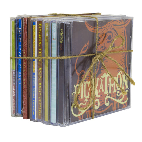 Live At Pickathon: 2001-2010 (CD bundle)