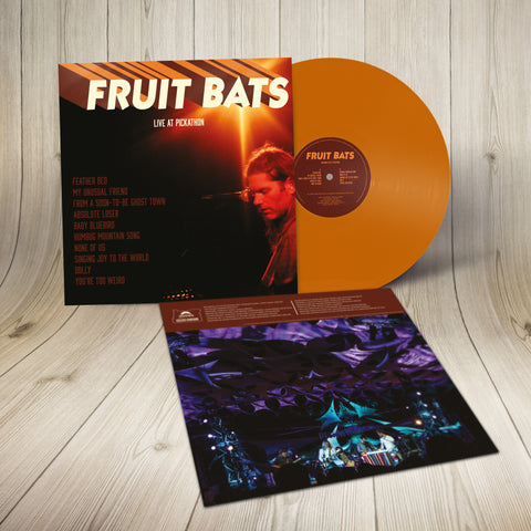 "Live at Pickathon: Fruit Bats 12"" LP"