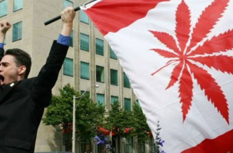 CANADA JUST PASSED THE BILL TO LEGALIZE RECREATIONAL MARIJUANA