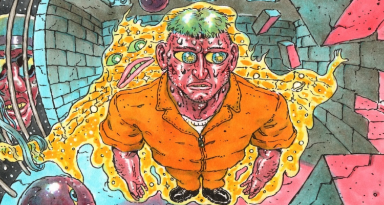 What It's Like to Take LSD in High Security Prison
