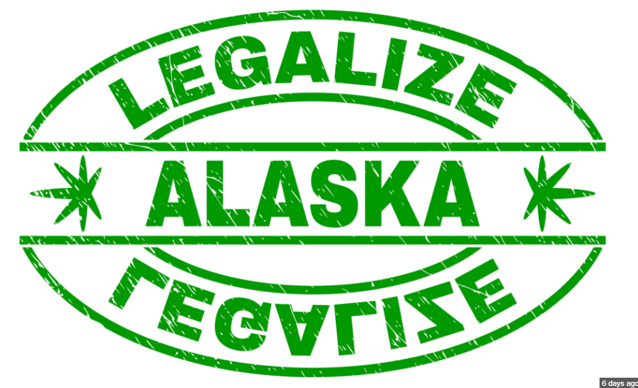 Alaska First State To Legalize Social Marijuana Use