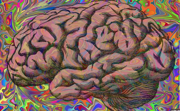 'Mystical' psychedelic compound found in normal brains