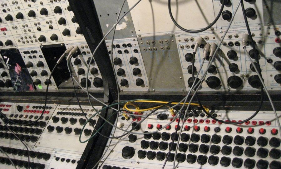 Repairman working on a 1960s synth accidentally got super high on LSD