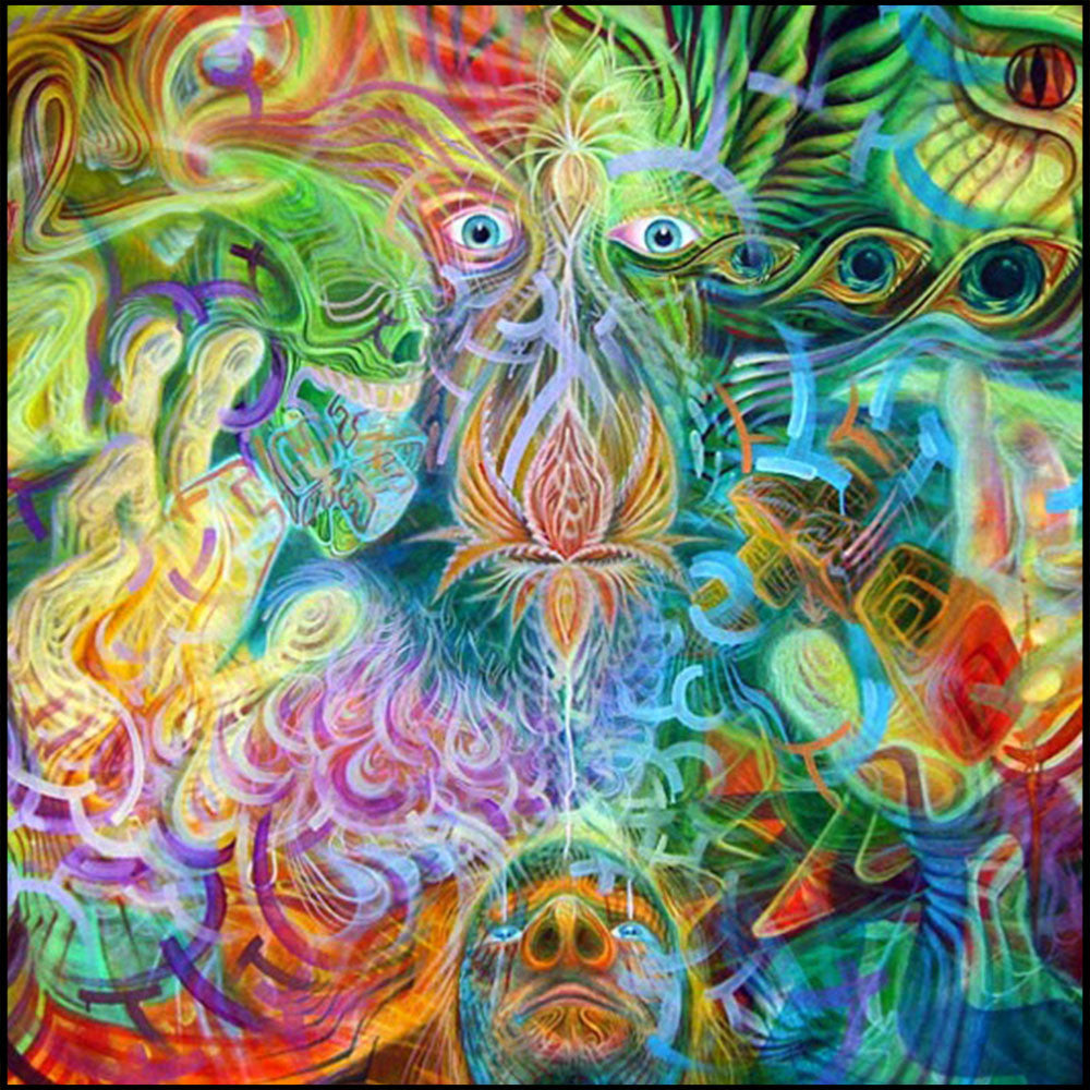 10 ENCOUNTERS WITH DMT ENTITIES