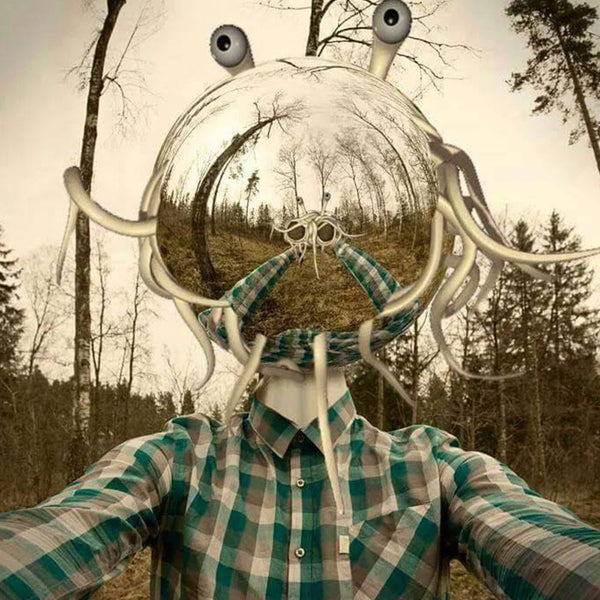 ART | Surrealist Photography from Erik Johansson