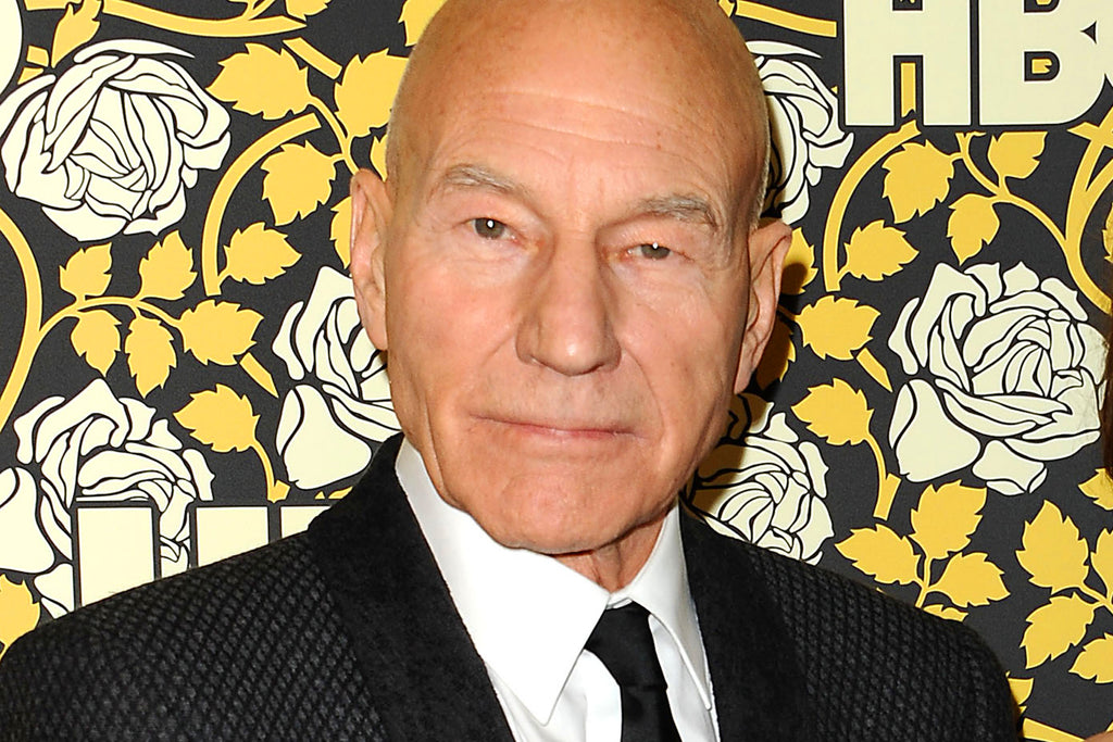 Patrick Stewart Says He Takes Marijuana Edibles for Arthritis Pain