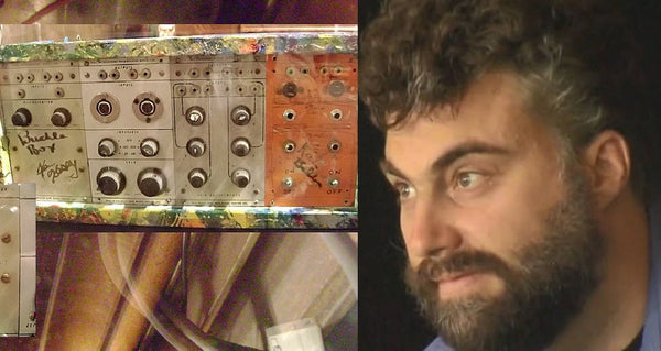 San Francisco Sound Engineer Accidentally Dosed With LSD While Cleaning 1960s Radio Equipment