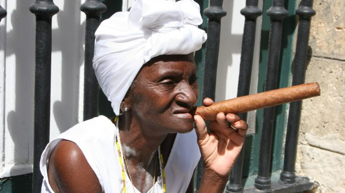 95-year-old woman smoking marijuana for 85 years.