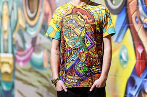 Mona Lisa Legacy Sublimation Tee by Ivi Mo