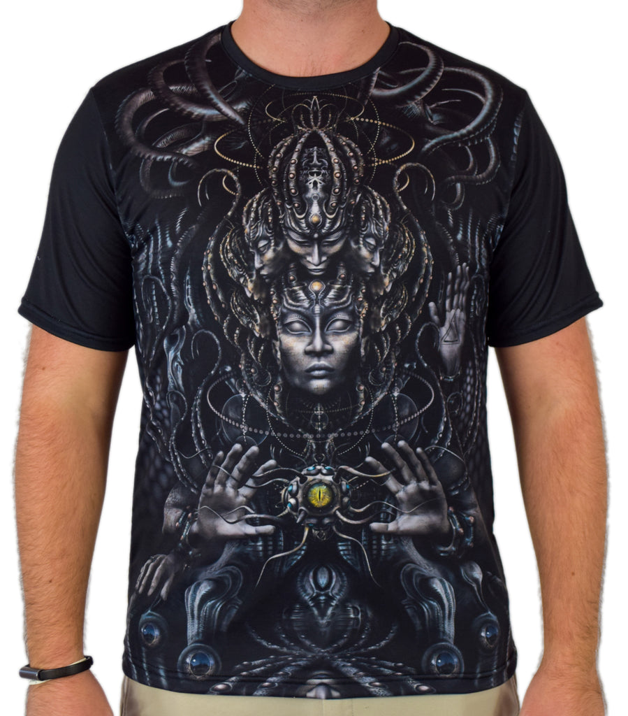 Warlords of Atlantis Tee by Luminokoya