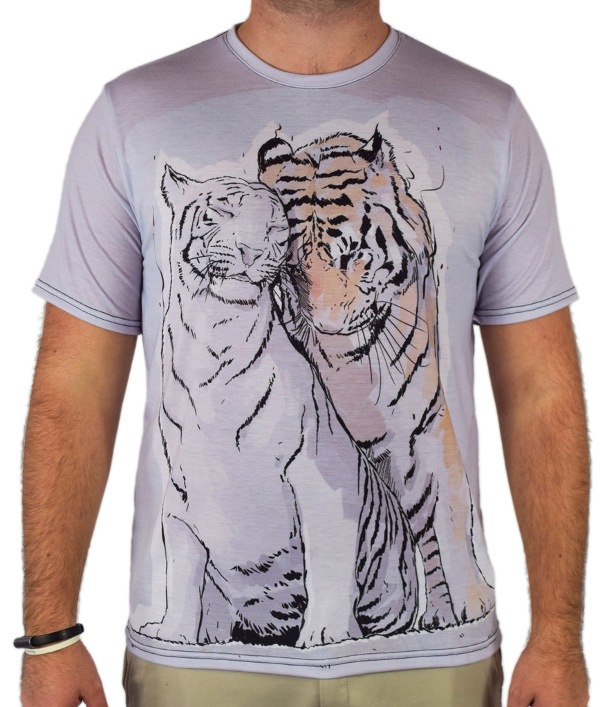 Tiger Love Tee by Phazed