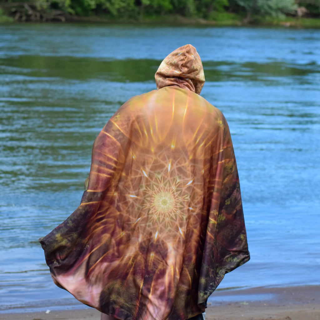 Divine Encounter Cloak by Simon Haiduk