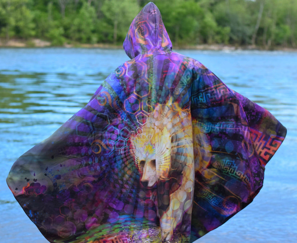 Spirit Bear Cloak by Simon Haiduk