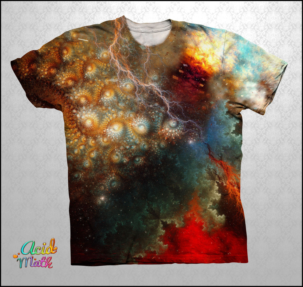 Dreaming Again Legacy Sublimated Tee by FRAMEofMIND