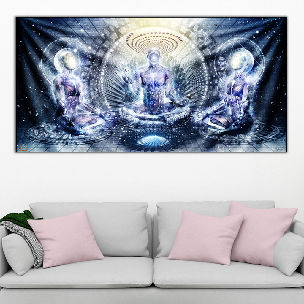 Awake Could Be So Beautiful Tapestry by Cameron Gray