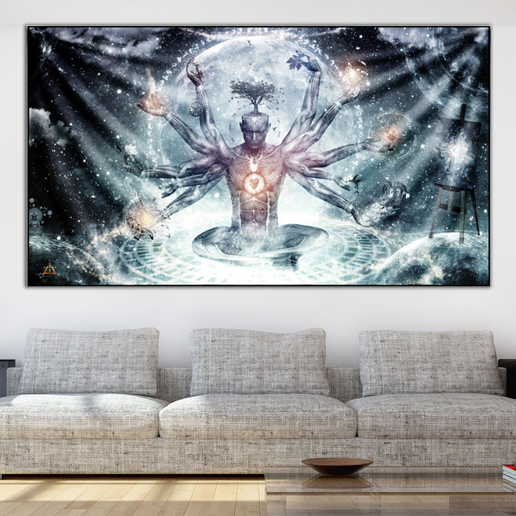 The Neverending Dream Tapestry by Cameron Gray