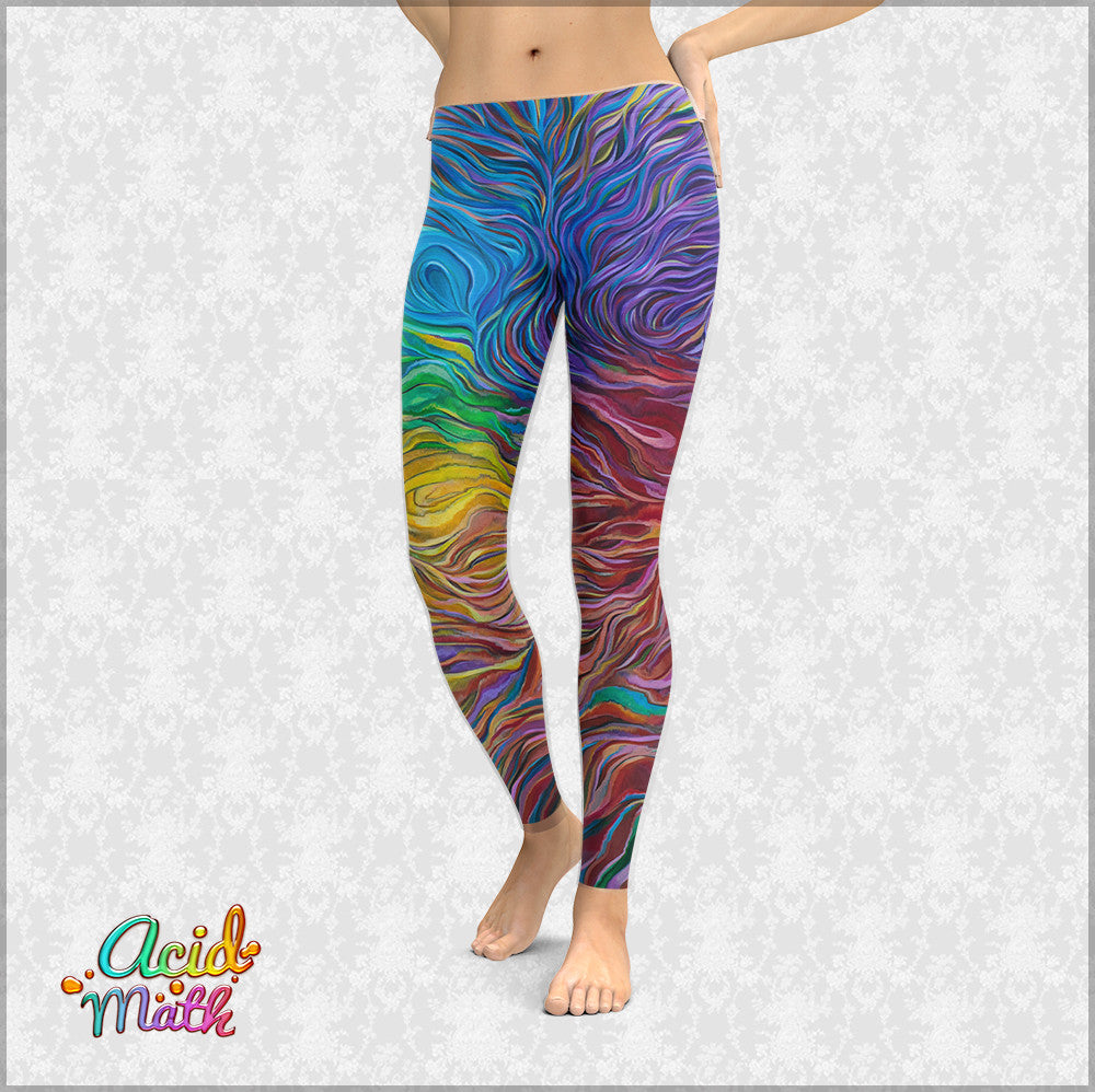 Holy Funk Leggings by Artfool