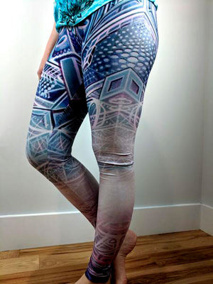 Ultimatum Leggings by Jake Amason